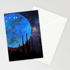 The Moon2 Stationery Cards