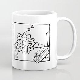 time for a  cup of coffee Coffee Mug