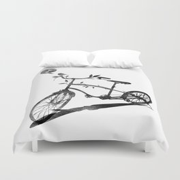 Nature Call Duvet Cover