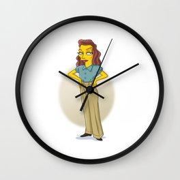 Golden Age: Katharine Wall Clock
