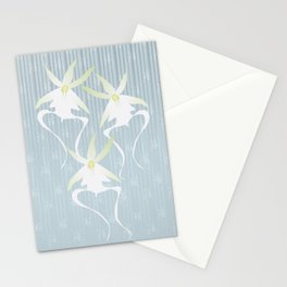 Ghosts among lianas Stationery Cards