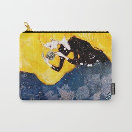Lost in Constellation Carry-All Pouch