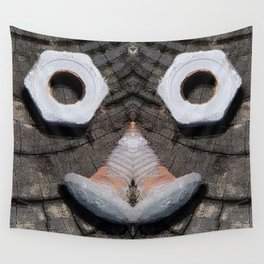 Nuts & Bolts Wall Tapestry