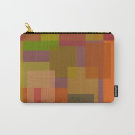 Mimimalistic Geometric Carry-All Pouch