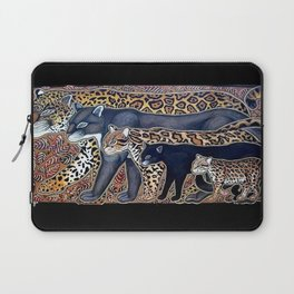 Big cats of Costa Rica Laptop Sleeve