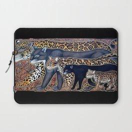 Big cats of Costa Rica Laptop Sleeve