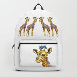 Geraldine the Genuinely Nice Giraffe Backpack