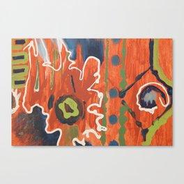Madness II Canvas Print