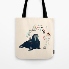 Walrus. Tote Bag