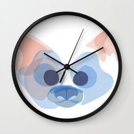 Petty Pet Wall Clock