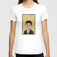 kafka T-shirts featuring Kafka by Pendientera