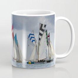 Falmouth Working Boats Coffee Mug