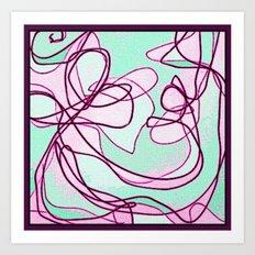 Magic Carpet Ride Art Print