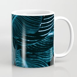 Unbridled - teal Coffee Mug