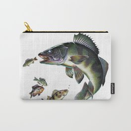 Freshwater Fish Carry-All Pouch