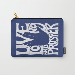 Live Long and Prosper Carry-All Pouch