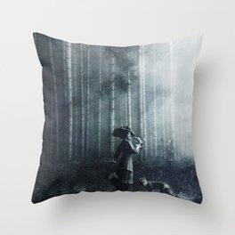 Fable Throw Pillow