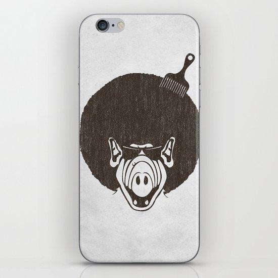 Alfro iPhone & iPod Skin