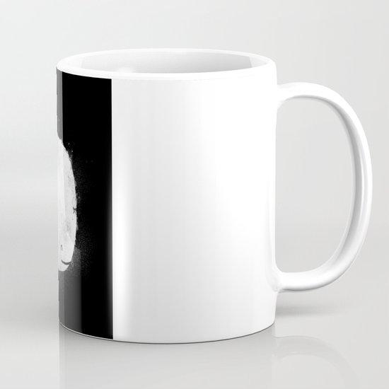 Bleached Whale Mug