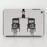 lincoln iPad Cases featuring Epic Lincoln by Phil Jones