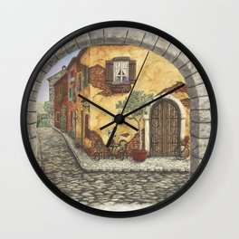 Italian Archway Wall Clock