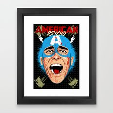 Captain Bateman Framed Art Print