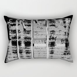 Loneliness Fears 47 Rectangular Pillow