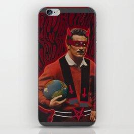 Damien iPhone Skin