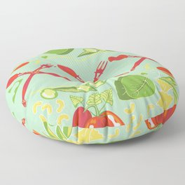 Cucina Italiana Floor Pillow