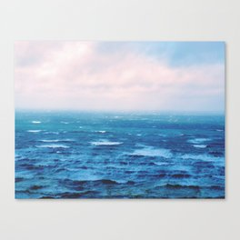 Ocean Dreaming Canvas Print