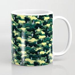 Camo Metropolis Coffee Mug