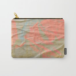 Wrapped soft textile background Carry-All Pouch