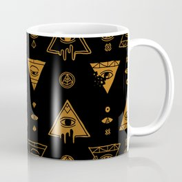 Seeing (Dark) Coffee Mug