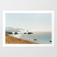 Cannon Beach Art Print
