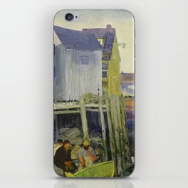"George Wesley Bellows ""Matinicus"" iPhone Skin"