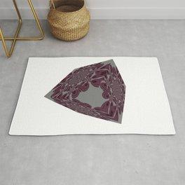 Cubed Pattern Rug