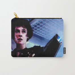 """Sigourney Weaver. In the movie """"Aliens"""" Carry-All Pouch"""