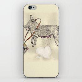 Love: A Bitch iPhone Skin