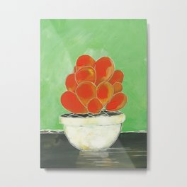 Succulent no. Two. Metal Print