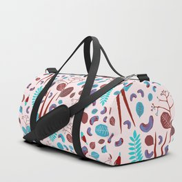 Cashew Nuts Pattern (Version 3) Duffle Bag