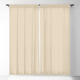 Best Seller Creamy White Inspired By PPG Glidden Alpaca Wool Cream PPG14-19 Solid Color Blackout Curtain