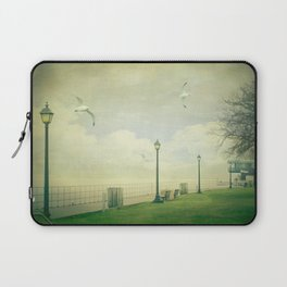 On The Boardwalk Laptop Sleeve