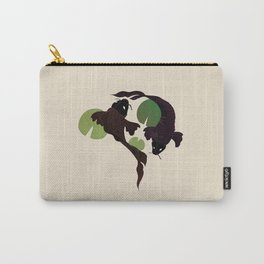 Fishes on the Wall Carry-All Pouch