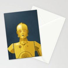 Never Tell Me The Odds (C3P0) Stationery Cards
