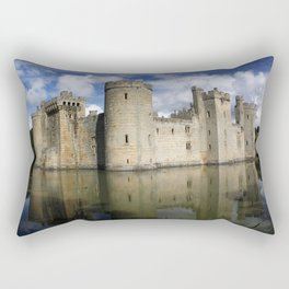 Bodiam Castle Rectangular Pillow