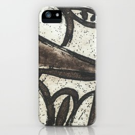 Stand & Deliver iPhone Case