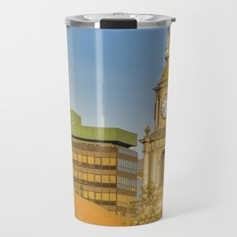 San Francisco de Alameda Church, Santiago de Chile Travel Mug
