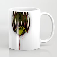 howl Mugs featuring Howl by Jesse G.