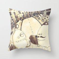 Polpisalve Throw Pillow