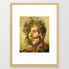 Innovation Framed Art Print